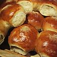 全粒粉の豆パン