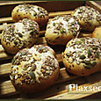 亜麻仁のパン