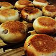 カマンベールのベリーパン